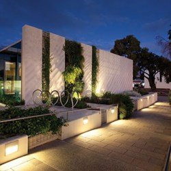 Recessed Wall Luminaires