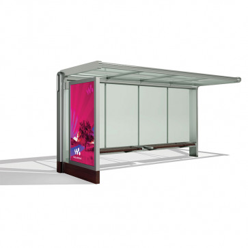 City Bus Shelter