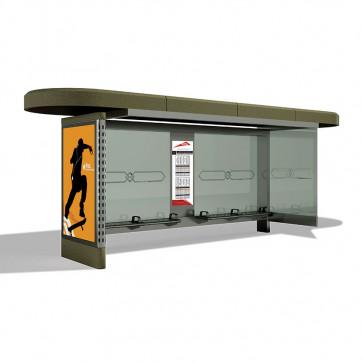 Urban Bus Shelter