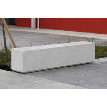 Lithos Bench without Backrest