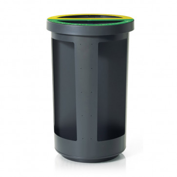 Duo Security Litter Bin