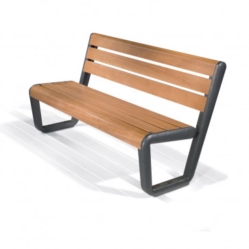 Eco Bench Wood