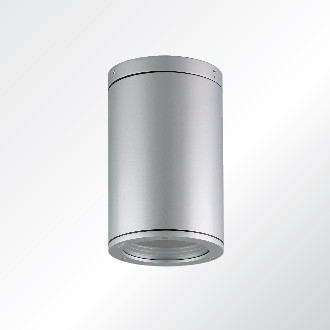 Jet cylindrical surface exterior downlight