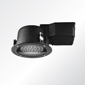 Ole LED recessed exterior downlight
