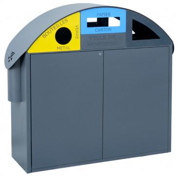 Recymont Litter Bin