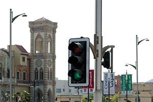 Vehicle Signal Heads