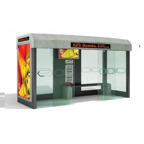 Metro Bus Shelter