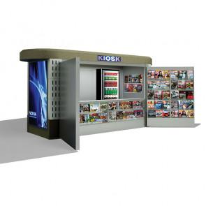 Urban Vending Kiosk