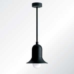Atlantic small & medium shade pendant luminaire