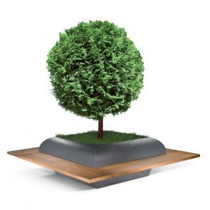 Al Ain Planter Box