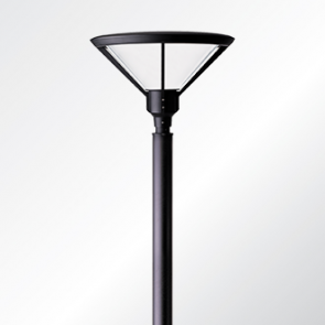 Anesti post top luminaire