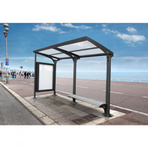 Pit Stop Bus Shelter