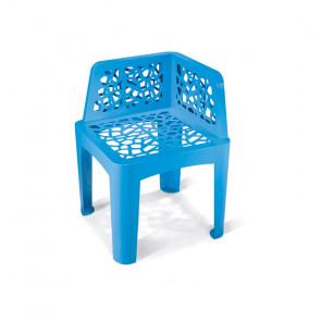 Coral Corner Seat