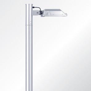 Gandalf LED area lighting luminaire