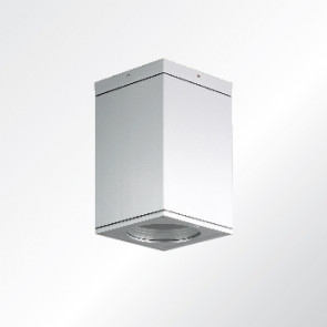 Jet square surface exterior downlight