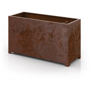 Leaves Planter Box