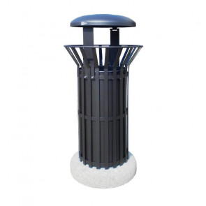 Corona Smog Litter Bin