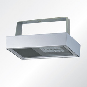 Mustang LED surface high bay luminaire