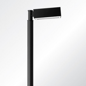 Mustang area lighting luminaire