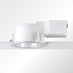 Ole recessed exterior downlight