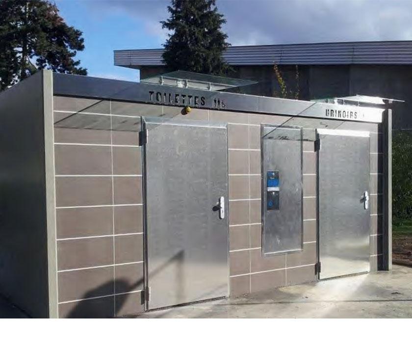 Automatic Toilets