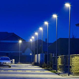LED Road Lighting Retrofits