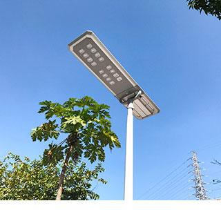 Solar Street Poles
