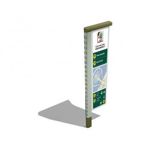 Urban Information Signage