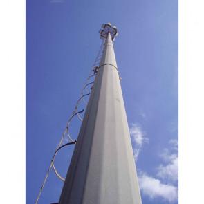 Fixed Mast Poles