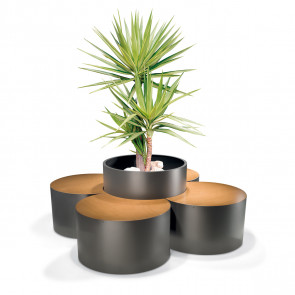 D-Planter Box