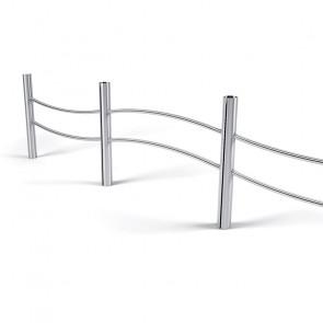 Navy Barrier