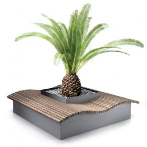 Quaddy Planter Box