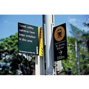 Street Name Mounting Kit