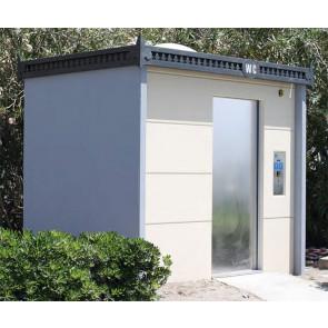 Automatic Toilets TMATIC