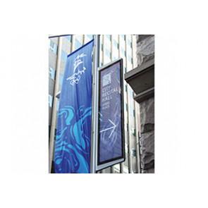 Edgelit Banners